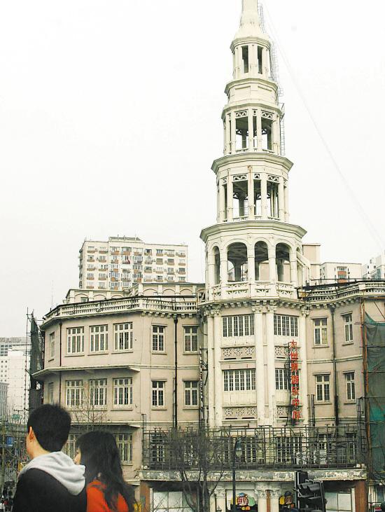【上海印象】怀念我心中的大世界 - tjmwxq - tjmwxq的博客