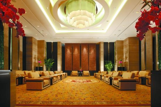 图为南苑环球酒店会见厅图片