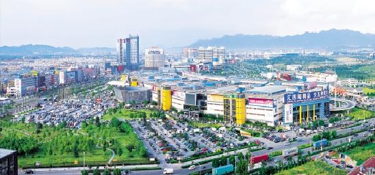 义乌中国小商品城