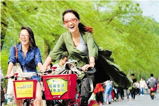 当公共自行车遇到共享单车 公共服务与商业创新的爱与恨
