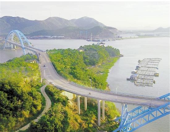 """""""美丽公路""""激活象山特色产业发展"""