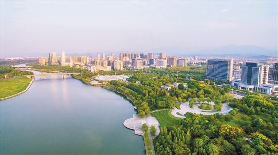 衢州西区:一座美丽与产业共荣之城